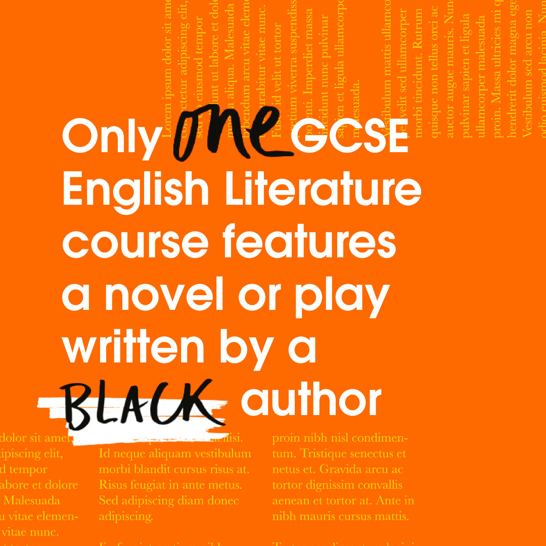 Books create belonging. They help us see each other, and understand one another. Thats why every young person should have the chance to study books reflecting the racial diversity of UK society. This is how we want to contribute to that vision. #LitInColour (1/4)