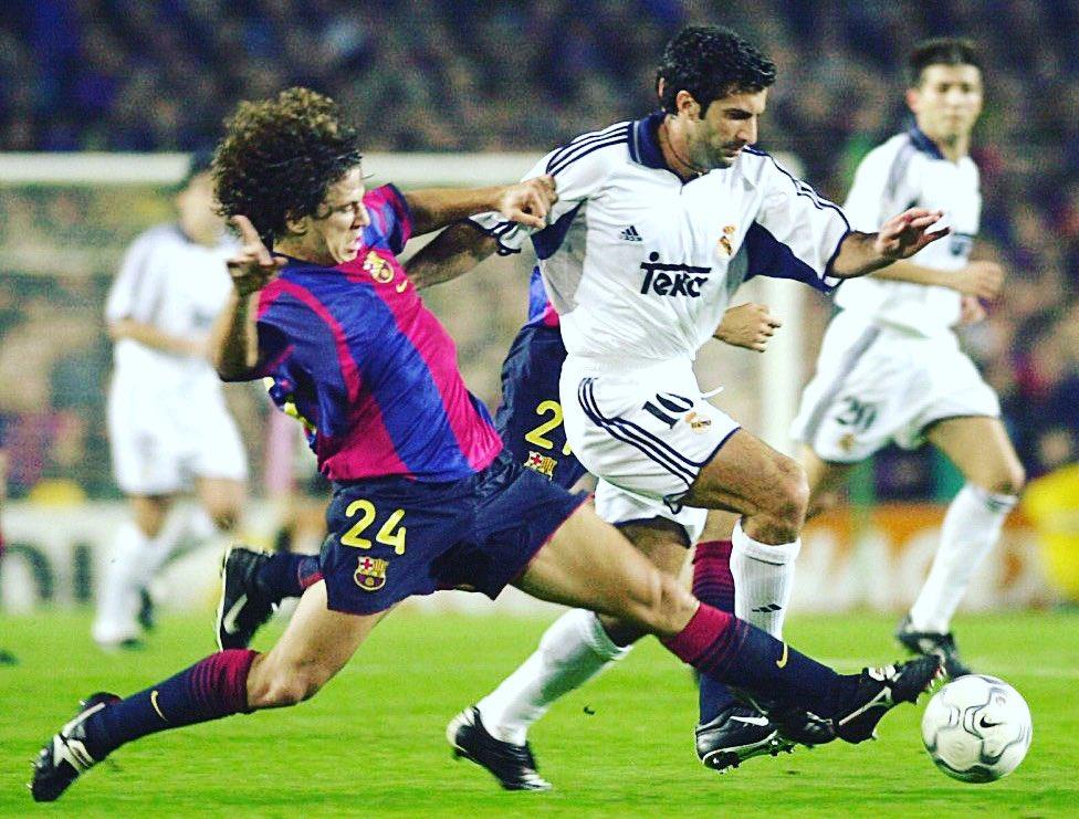 """20 years ago... ¿quién me dijo """"piensa en el portugués"""" en el primer entrenamiento de la semana?"""