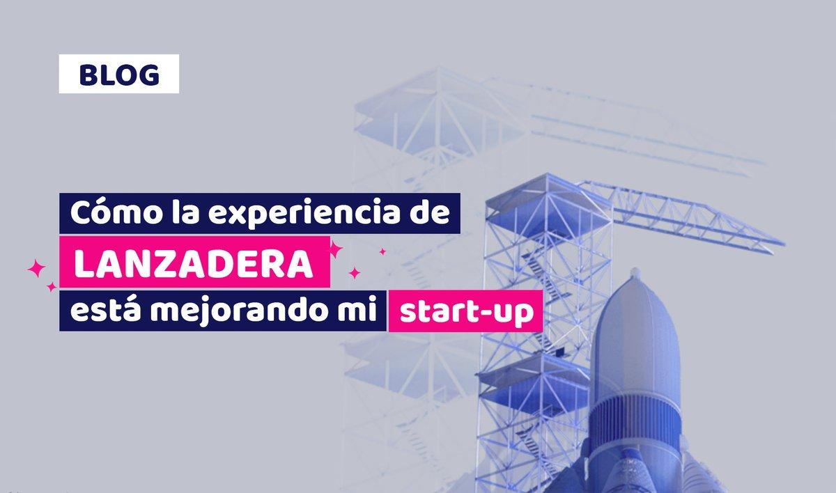 ¿Quieres conocer la experiencia de acelerar tu proyecto con Lanzadera? 🚀 Juan Ferrer, CEO de @HipooDigital lo cuenta en su blog 🙌  Leer la historia ⬇ https://t.co/HEeIXqqWfi https://t.co/UpjQeHjYdJ