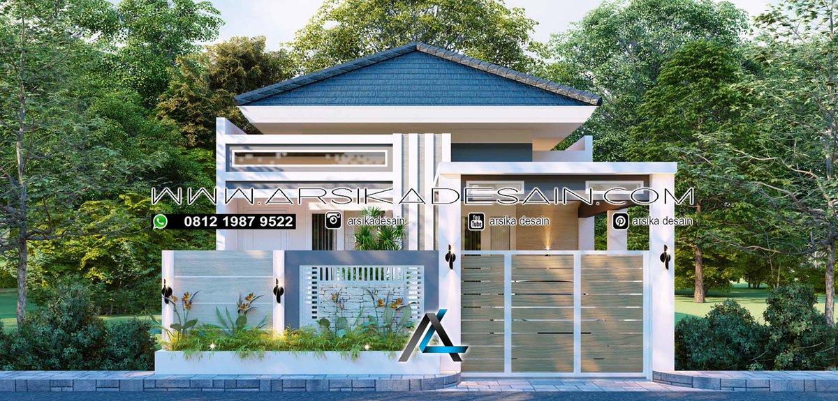Desain Rumah Minimalis Modern  Pemilik : Bapak Gion Lokasi : Pontianak, Kalimantan Barat  Selengkapnya : https://t.co/Rkh2uovxM1  #rumahminimalis #rumahmodern #rumahminimalismodern #arsitek #jasaarsitek #desainrumahminimalis #rumah2020 #desainrumah2020 https://t.co/4t6oye3Dqr