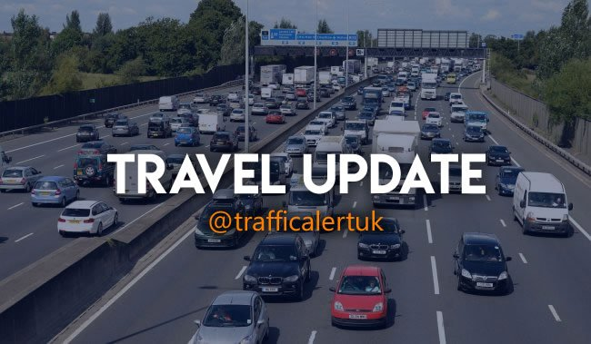 #WestMidlands Traffic Update from @trafficalertuk M5 J5 southbound exit | Southbound | Congestion - Location : The M5 southbound exit slip at junction J5 .  Reason : Congestion.  Status : Currently Active.  Return To Normal : Normal traffic conditions are expec... https://t.co/l1gE6CER1L
