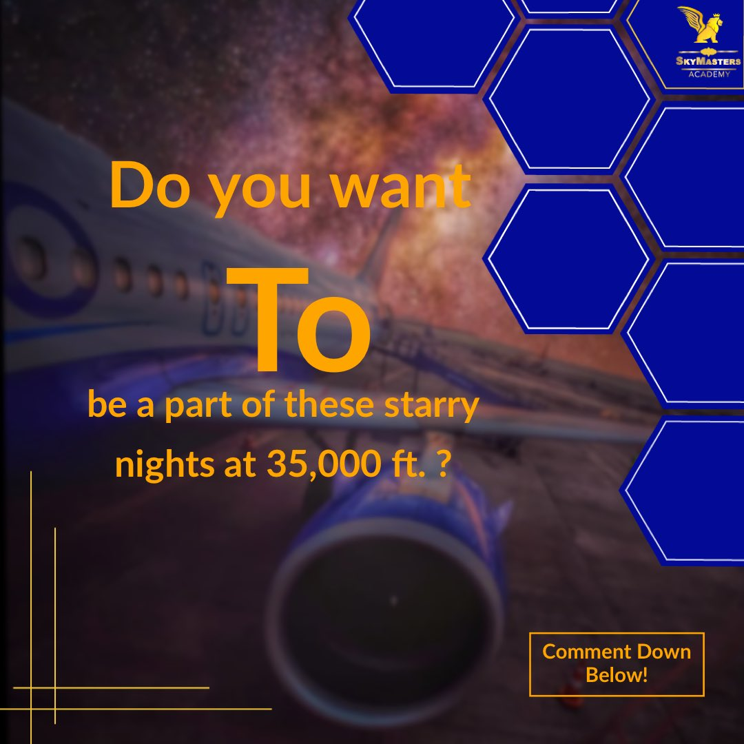 Don't let your dreams walk , When they want to fly. Do you really want to be a part of these starry nights at 35,000 ft. ? #instaaviation #aviationdaily #aviationgeek #instaplane #flight #flying #pilotlife #planes #planespotter #fly #airplanes  #travel #cabinattendant #cabincrew https://t.co/QCYO2D4aJ8