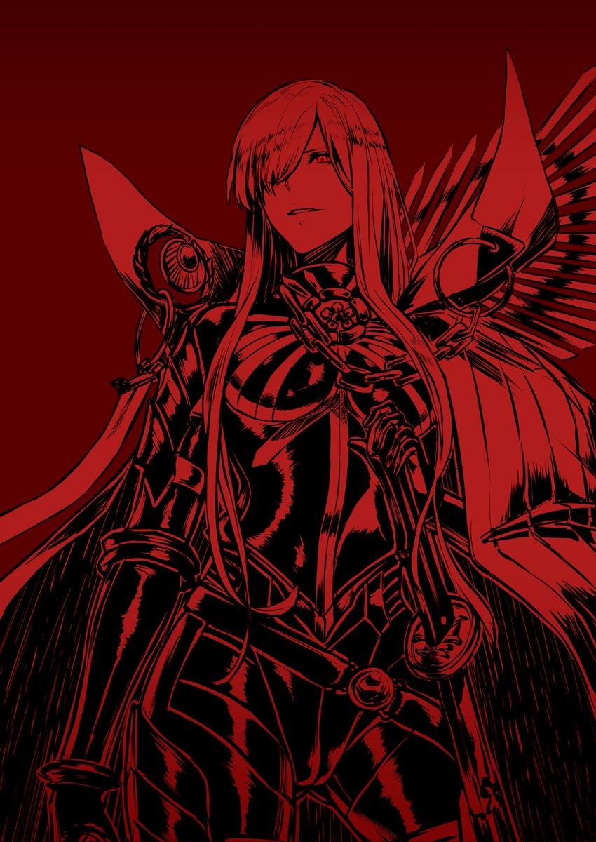 赤x黒は格好良いよね #FGO