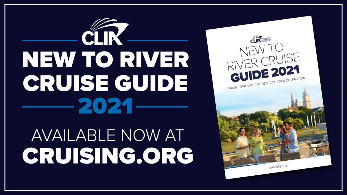 📣Our New to River Cruise Guide is now available on https://t.co/GMOYQqWIEa 🤩  The guide is packed full of selling tips, destination highlights and information on CLIA river cruise operators.   You can find the guide here: https://t.co/ZhmQuP0la6 https://t.co/jvd4uKFkQy