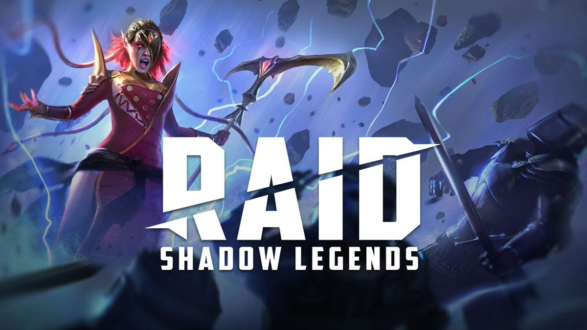 BeardedMuscle - Been really enjoying this game lately! Also very proud to be #Sponsored by Raid: Shadow Legends which you can play on PC & Mobile for FREE!   Download Now!   I am not addicted, you are.🤪