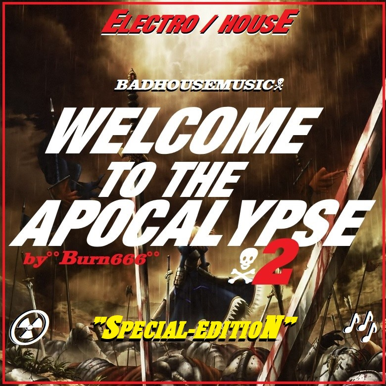 ..NO,NO,NO...!..YOU HATE ME..DONT YOU...? >> WELCOME TO THE APOCALYPSE II (BADHOUSEMUSIC🏴‍☠️) <<  (⛔️Spec.Edition) #BigRoom #EDM #ElectroHouse #Electro #House #Bass #Dance @Selected_Radio @ThaRadio @eaglesmusicnest 🎶Link: https://t.co/SGBigh56Oc....... https://t.co/A3DBlnHfE1