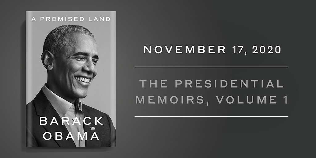 Visit the Oval Office, the White House Situation Room, Moscow, Cairo, Beijing, and beyond in @BarackObama's stirring, deeply personal memoir #APromisedLand. Less than a month to go until publication so pre-order your copy now: bit.ly/ObamaAPromised…