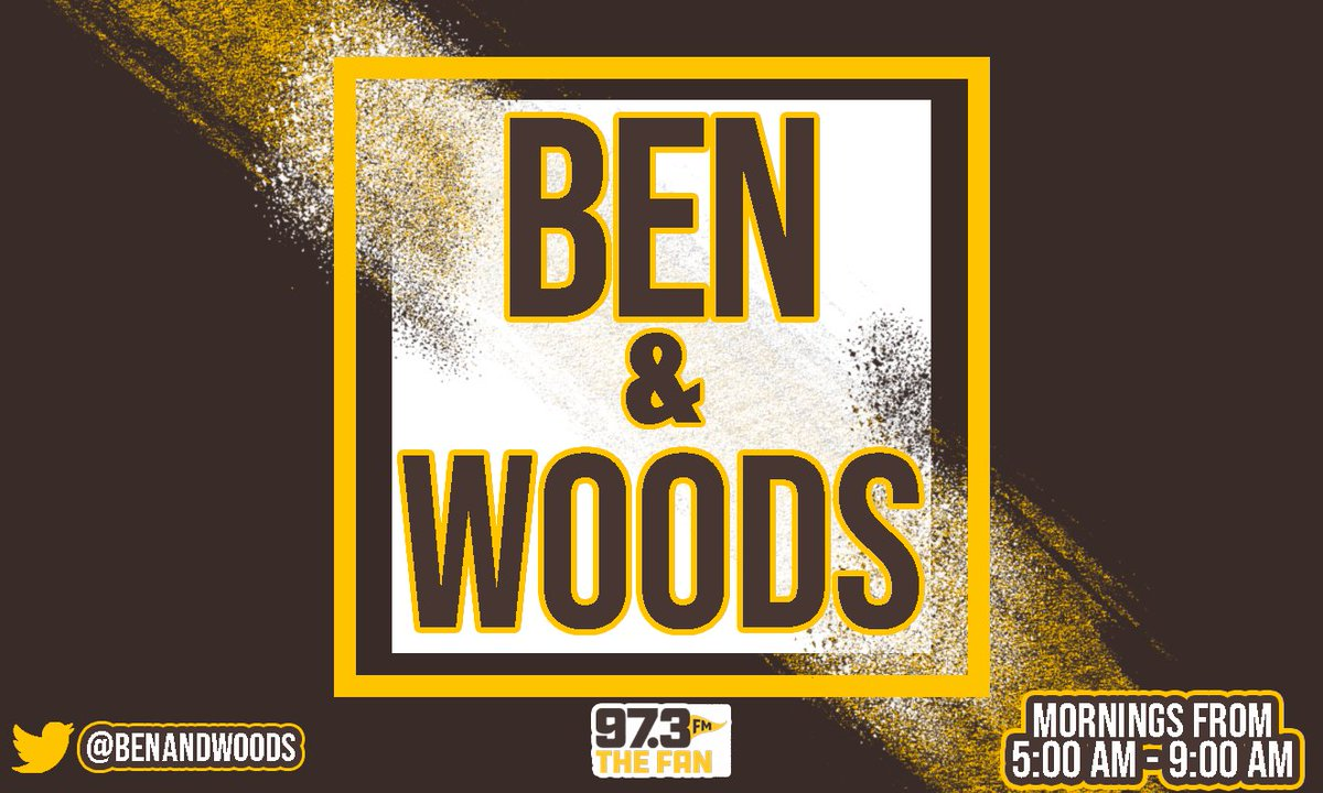 Miss any of Tuesday's @BenAndWoods show?  Hr 1: Open Phones + World Series Game 1 reaction  Hr 2: The Reindl Report, Daily Ditty + #Padres updates on Campusano / Perdomo  Hr 3: Don't Do This + World Series  Hr 4: MLB with @JesseRogersESPN  LISTEN: https://t.co/hl8Fm6RYPl https://t.co/AHKv7hrFy4