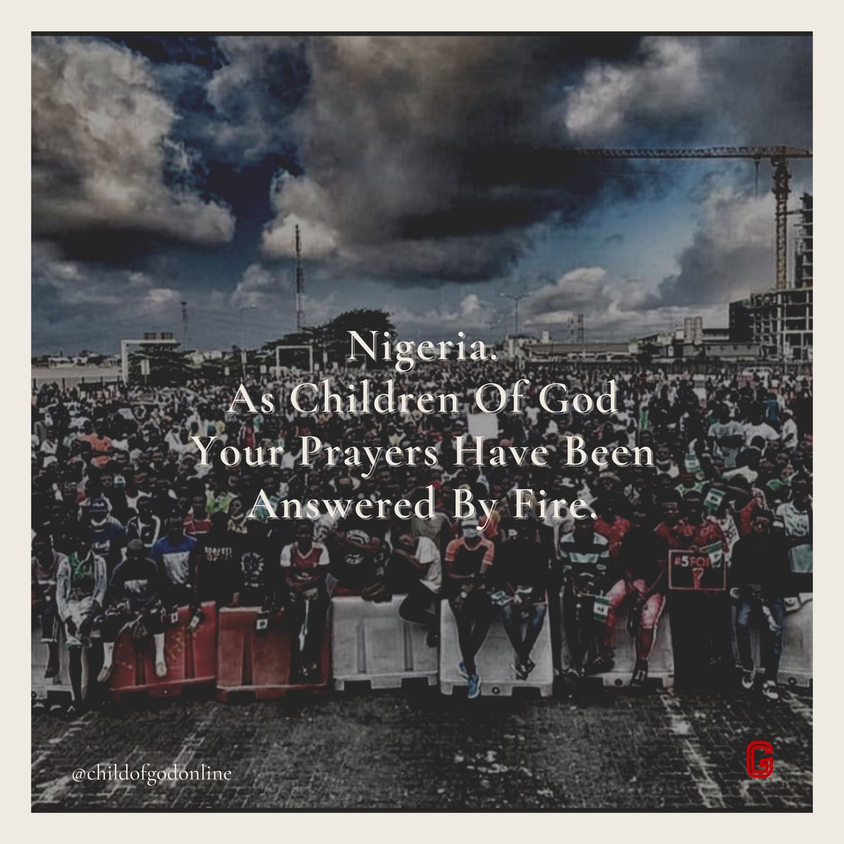 TOGETHER WE UNITE. TOGETHER WE ARE STRONGER.  #ChildOfGod #AlmightyGod #God #GodFirst #Christian #Jewish #Muslims #Religion #Faith #Brothers #Sisters #EndSWAT #EndSARS #EndPoliceBrutalityInNigeria #EndBadGoveranceInNigeria #RevolutionNow https://t.co/6reZz8R3Kl