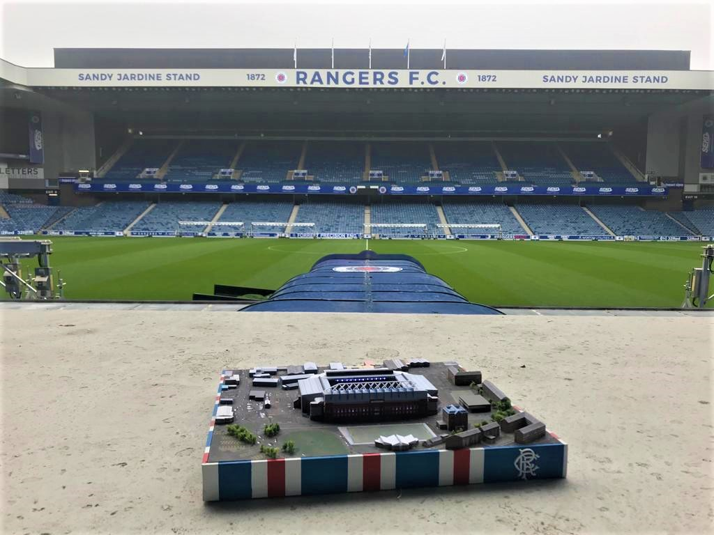 LET'S GO!   🏟️ Win @StadiumsForAnts's one-of-a-kind mini Ibrox...  🎟️ Raffle = £10 per ticket or £20 for 3.  📆 Closes Saturday 31 October.  Ready? ➡️ https://t.co/MjpxaAZ830 https://t.co/adNg6zPSPA