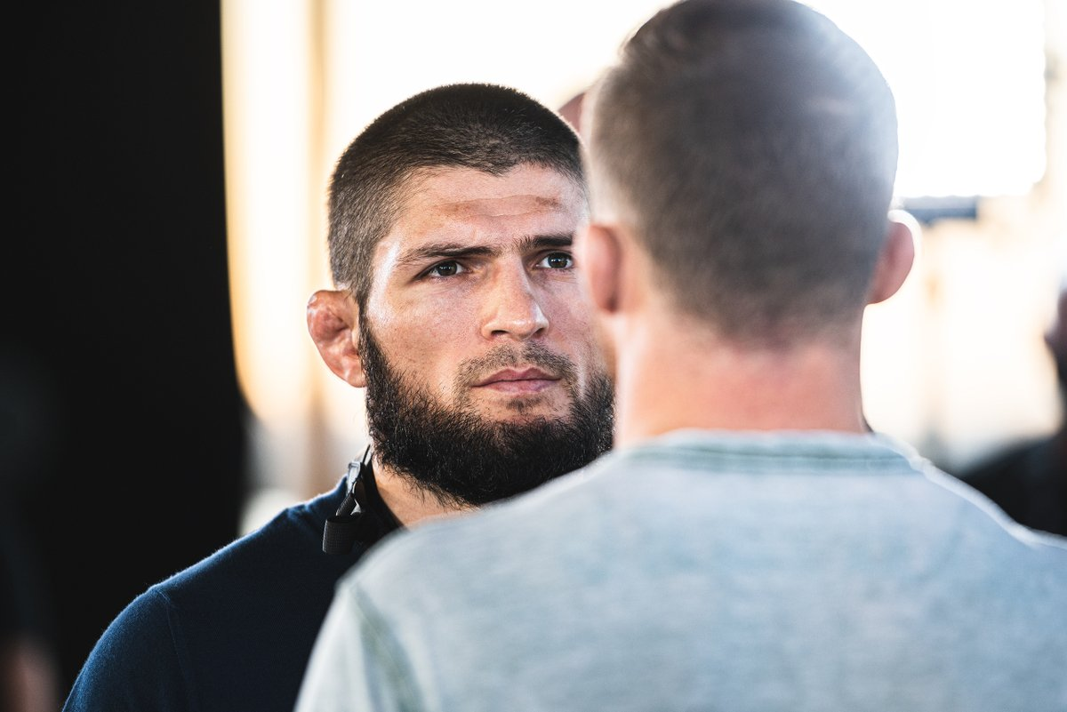 Replying to @ufc: The next step towards an unstoppable legacy 🦅  [ #UFC254 #InAbuDhabi @VisitAbuDhabi ]