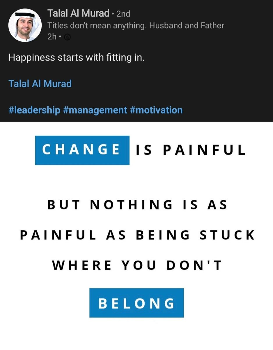 I feel this pain and I can't wait to change my situation but it takes time and a lot of patience.  This is a reminder for a future me on how far will I go or how a failure will I become.  Let's wait and see 😃  #futureself https://t.co/g48JNz06zX