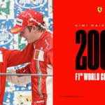 Image for the Tweet beginning: #OnThisDay in 2007 #Kimi7 went