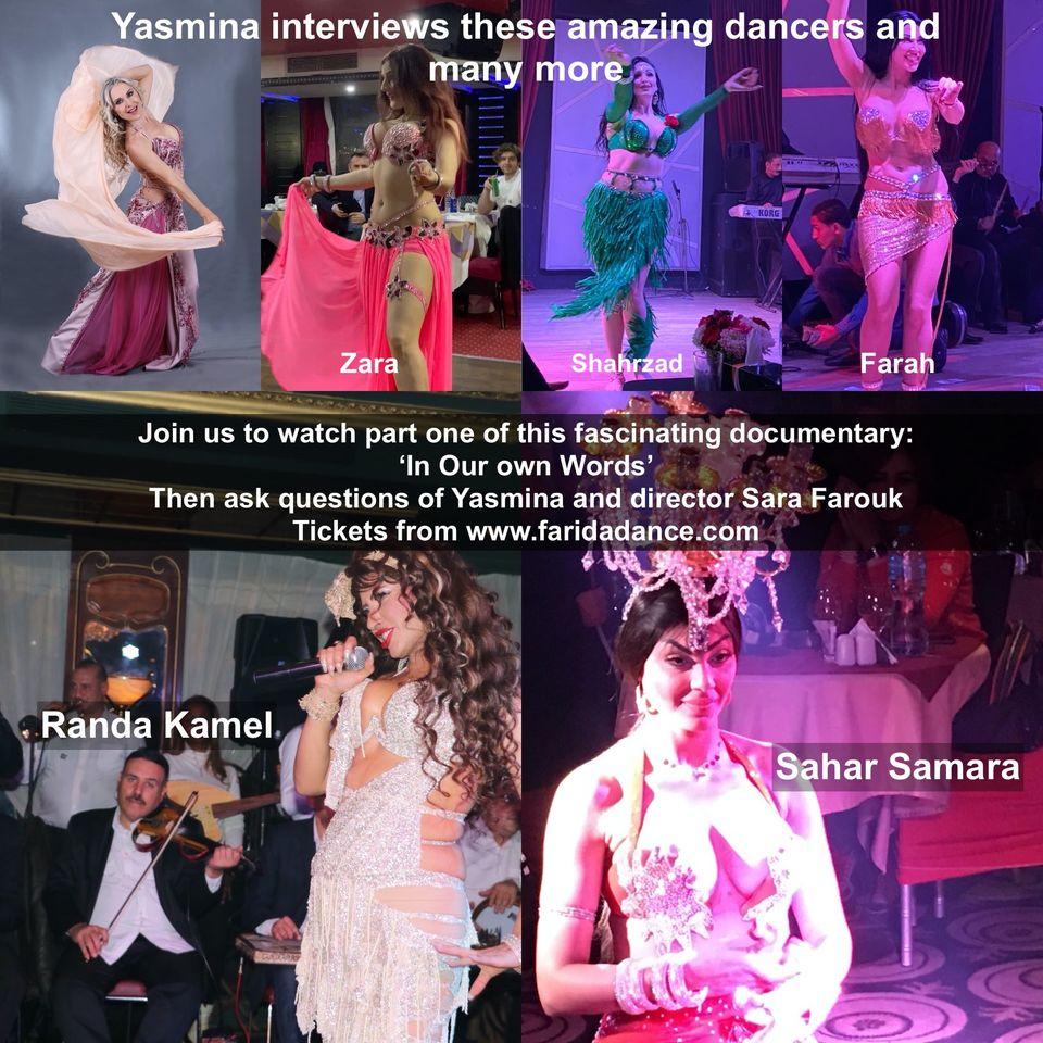 One day to go...Thursday Oct 22nd Bellyzoom Party including interviews with top Cairo dancers and a chance for you to ask questions. #bellydance #onlinebellydance #bellydancing All info and bookings at https://t.co/KIQBSFqvSx https://t.co/gvwJgclVsA