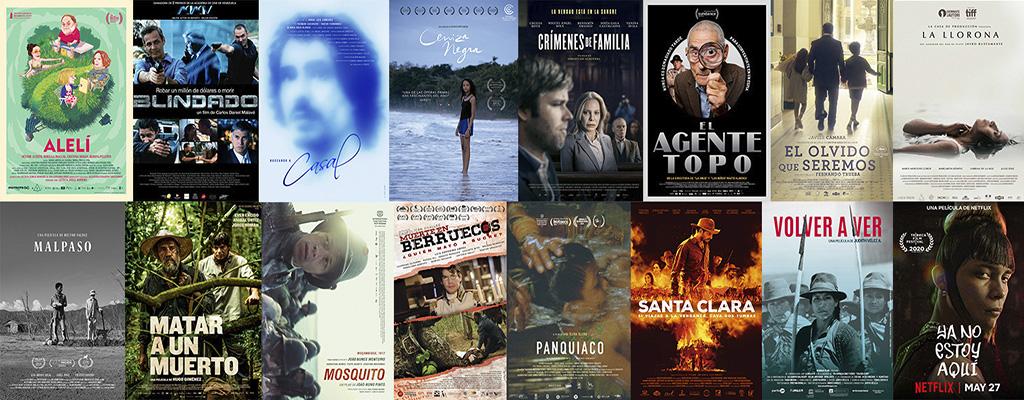 Estos son los 16 títulos que optarán al #Goya2021 a Mejor Película Iberoamericana. https://t.co/6aTxcDswk4 https://t.co/qeWH8Rql6U