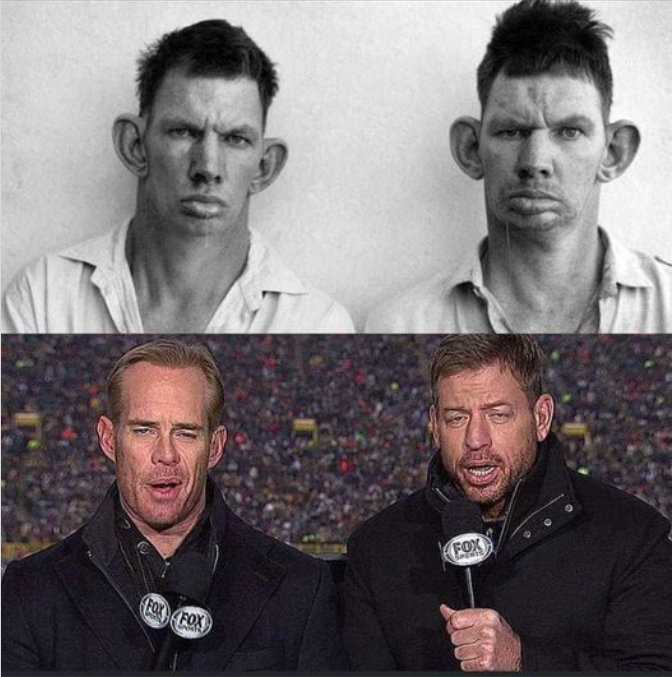 #JoeBuck & #TroyAikman caught in hot mic moment ridiculing the military flyover before #NFL game https://t.co/SQbtWoa42z