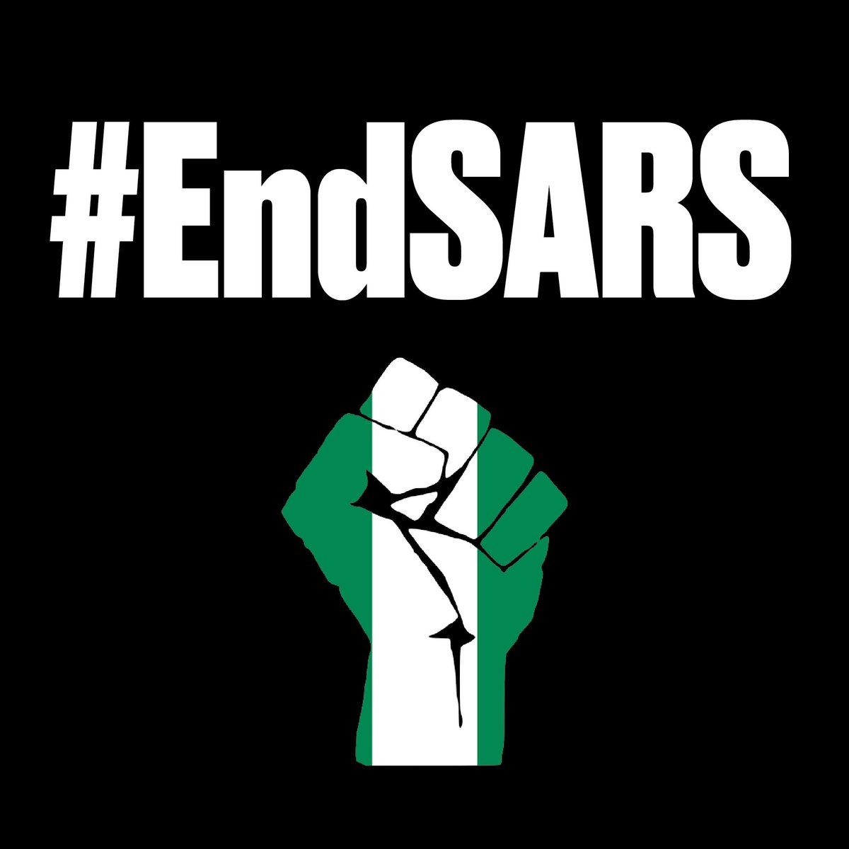 We are extremely saddened by the shooting of innocent protesters against police brutality in Nigeria. All of our films have Nigerian creatives, actors and filmmakers involved. Please share and amplify #Endsars and stand together in solidarity with us.