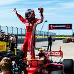 Image for the Tweet beginning: Also #OnThisDay in 2018, #Kimi7