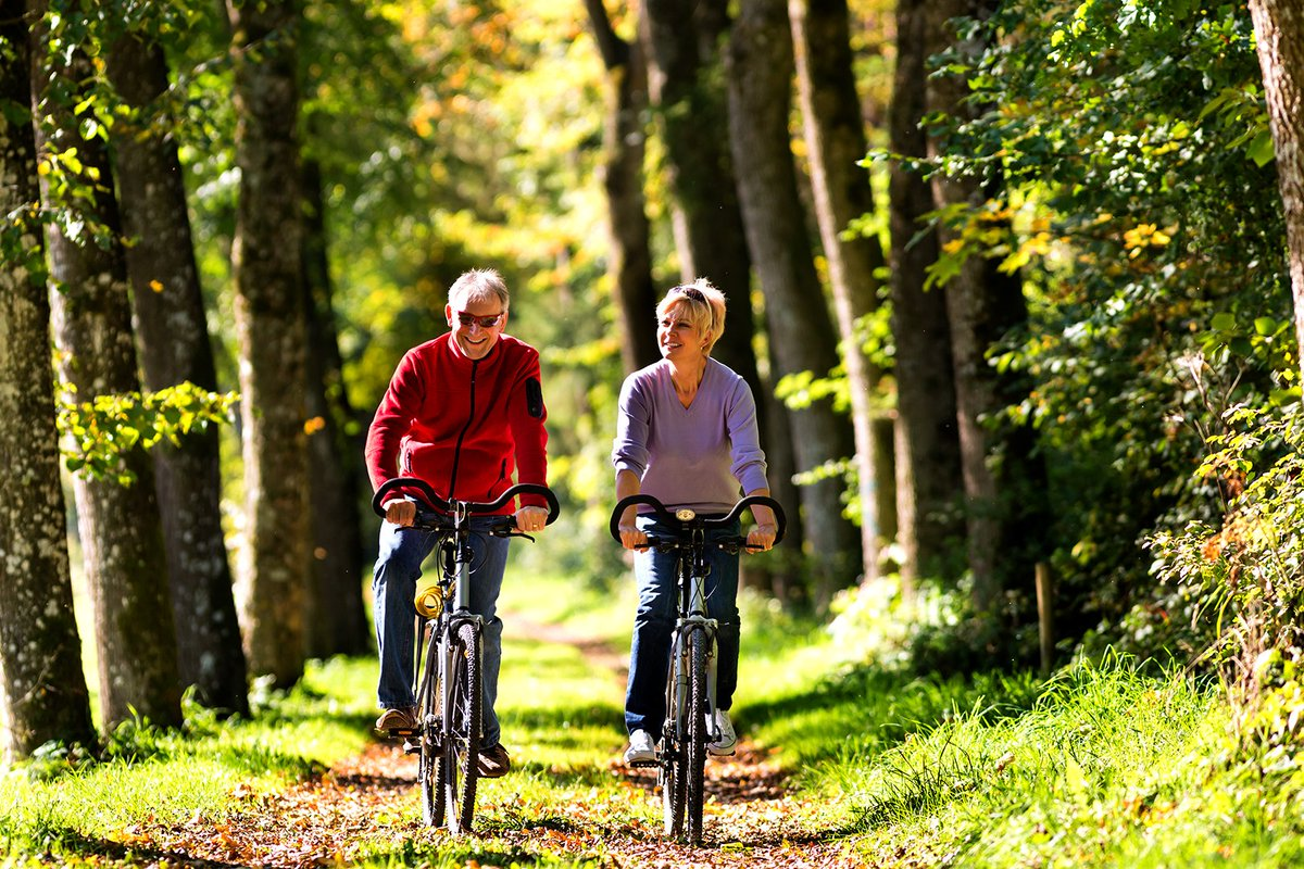 Enjoy a cycle? Norwich is surrounded by both city streets and nature trails, suiting either preference stunningly.  #retirementlife #exercise #cycling https://t.co/YqBdQIAkXX