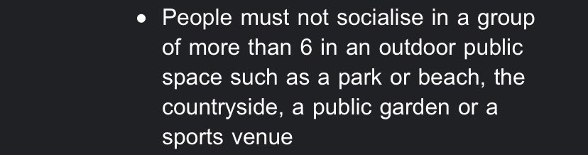 @daneshaw8 @ShaunyB701 From what was sent out by Dan Jarvis' office concerning the Tier 3 restrictions this morning, it sounds as though households CAN mix at sports venues but the rule of 6 applies. I'm guessing with parents etc there will be more than six there? They don't come in until 00:01 Sat tho