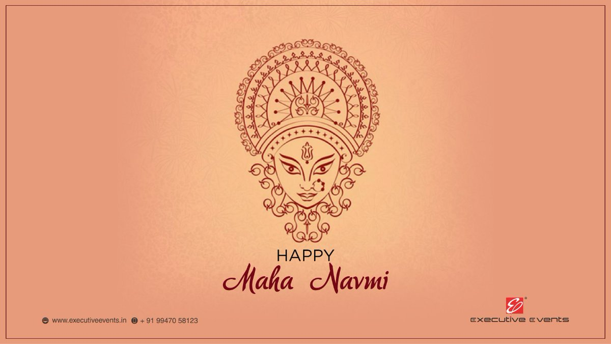 Maha Navami Wishes from Executive Events !!!🏹🏹🏹🤩🤩  💻💻  Get in touch with us https://t.co/zHHt2Q7FN7 📧📧Email id: info@executiveevents.in  #navami #ram #mahanavami #ramnavami #ramnavamiindia #durgapuja #ramayana #india #durga #devi #hanuman #navratri #durgamaa #jaishreeram https://t.co/MBPUkfnhqu