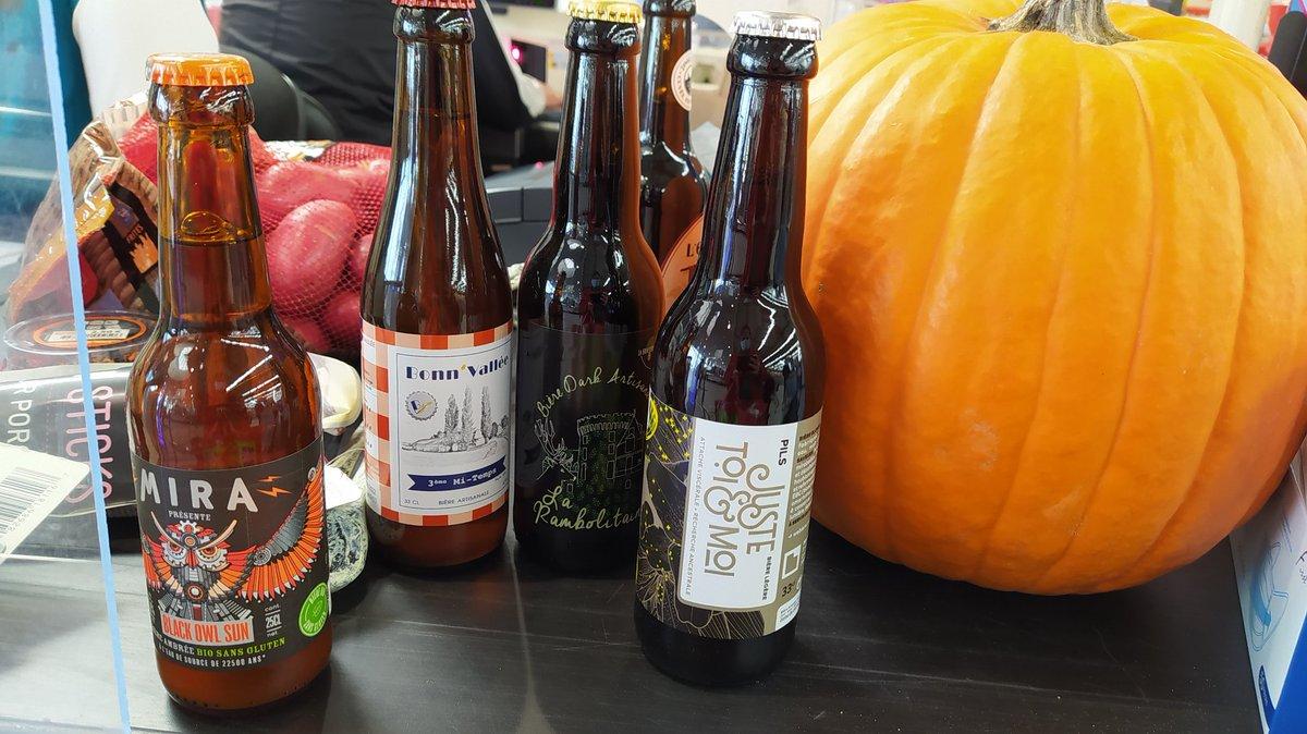 J'en ai évidemment pris quelques unes du coin 😇 #beer https://t.co/giZhVVhdzT