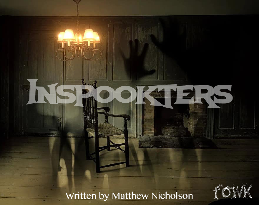 '2 ghosts have been tasked with inspecting all there is to inspect in the realm of the living but their last room of the night looks oddly familiar...' Written by @actormatt  Voiced by @AlexandraTahnee @LiamScarth and Nathan Jones.  #ghosts #ghoststories #comedy #audio #halloween https://t.co/gbujJj512G