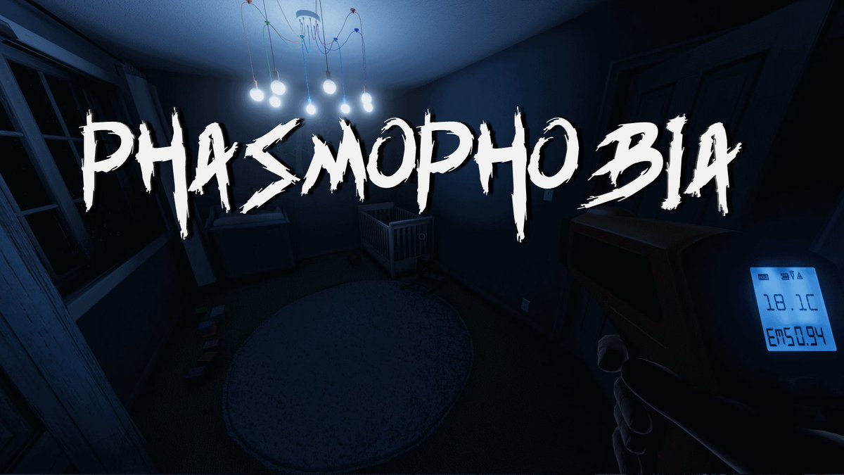 Phasmophobia diventa ancora più spaventoso per colpa degli hacker - https://t.co/Bo8NKRmcd9 #informaticagames #games #ps4 #playstation4 #gamers #xbox #instagamer #game #nintendo #playstation #xboxone #videogame #gaming #games #gamer #videogames https://t.co/V0AS6DVGh9