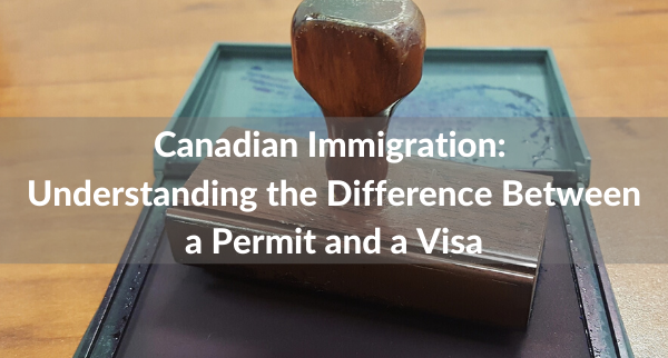 In this article, we'll explain the differences between a visa and a permit, and help you understand what you need in order to legally work or study in Canada. Read more here: https://t.co/F6ispKlHWo #WorkVisa #WorkPermit #SkilledVisa #Canada https://t.co/wIoNzcZqua