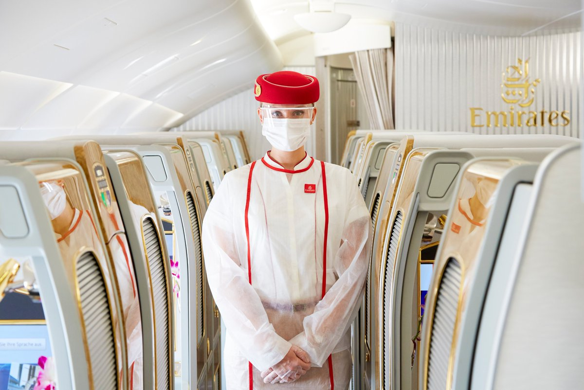 Emirates named the Best Airline Worldwide at the 2020 Business Traveller Awards. It also won three other awards -- Airline with the Best Cabin Crew, Best First Class and Best Airport Lounge. @emirates @btmideast #aviation #Dubai @IATA #Travel https://t.co/tNYM4oK9rA