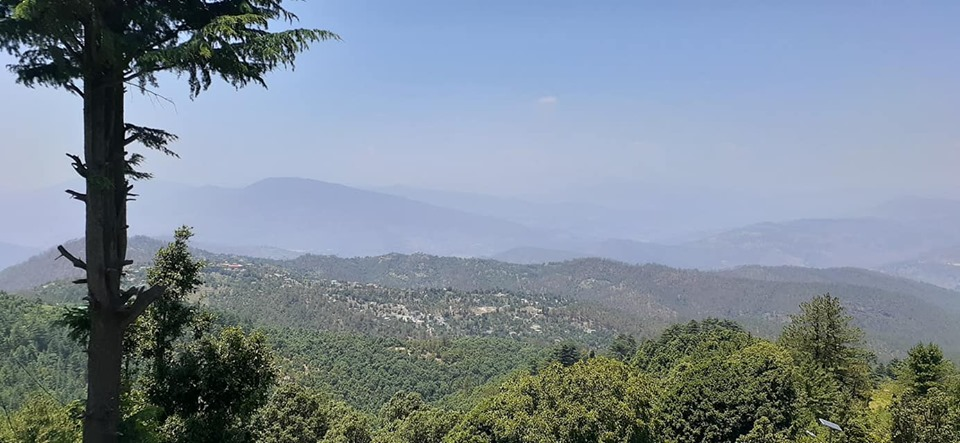 Mukteshwar is a small but very beautiful Himalayan Town in @Nainital  District  #Mukteshwar is rich in scenic beauty & famous for its Himalayan Range Green Valley View Apples Apricot  Plums Oak - Rhododendron Forest  #मुक्तेश्वर #Nainital #Uttarakhand #NainitalTourism #Himalayas https://t.co/wEHFuN7LBX