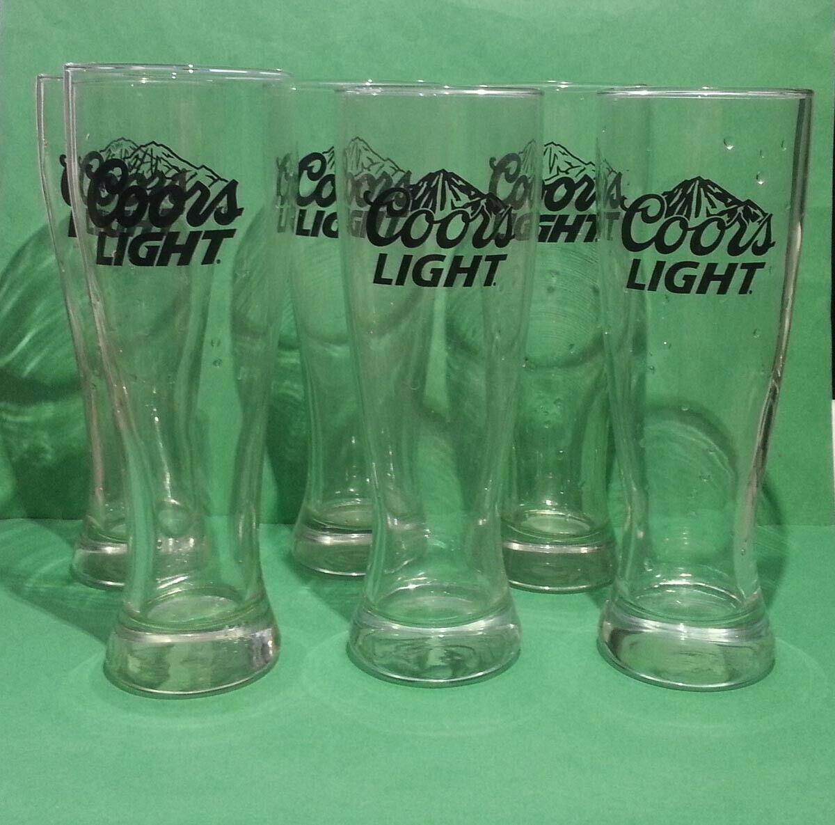 Sale $29.95 https://t.co/JZ3ng6oW7j Coors Light #beer Pilsner Glass 1.5 pint, Set of 6 https://t.co/ObuxdSMVdl