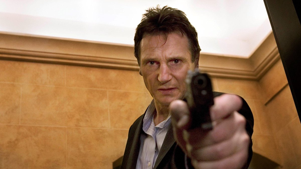 Flick pick of the Day 10.20.20.  Taken - 2008. Directed by Pierre Morel. Revenge consumes a father determined to rescue his abducted daughter. #flickpik #flickpikoftheday #movies #action #taken #liamneeson #cinema #whattowatch #moviereviews #films #filmlover https://t.co/b3OjjZecZz