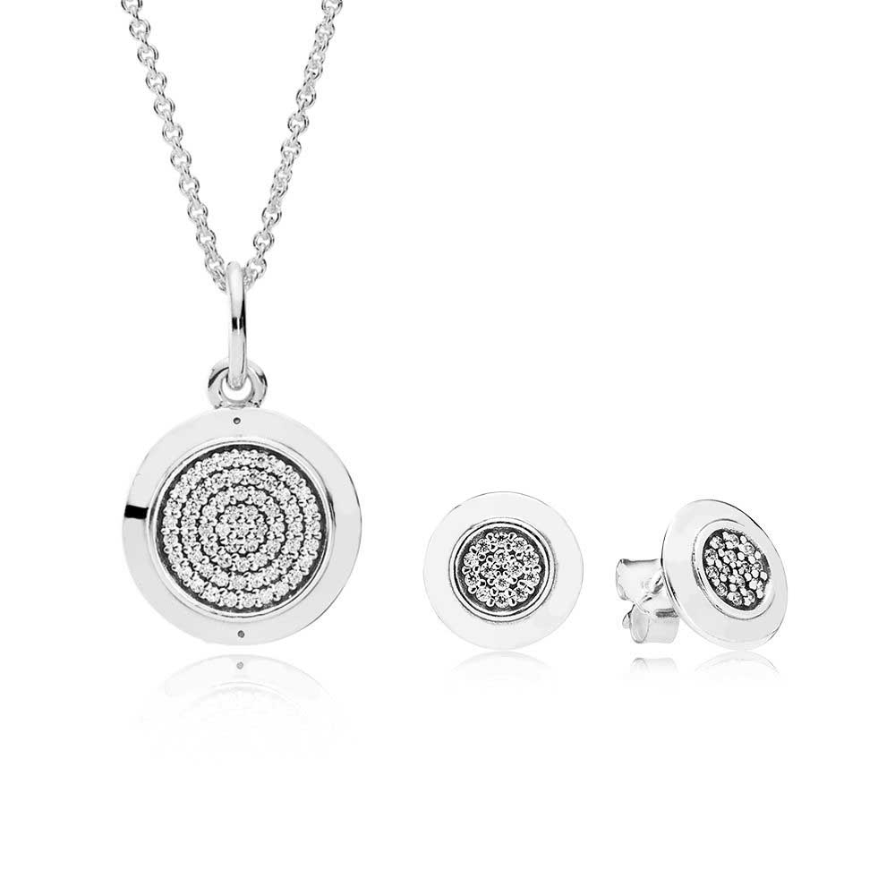 #cute #pretty Brilliant Women`s Sterling Silver Necklace and Earrings Set https://t.co/JhcsSZSbEf