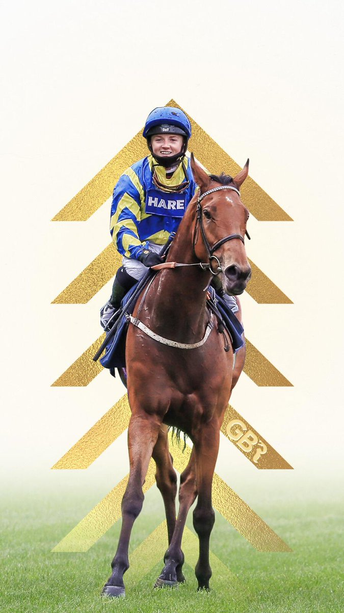 ⭐️ HOLLIE DOYLE ⭐️ Record Breaker ✅ Group 1 Winner ✅ All in the space of a week! #wallpaperwednesday 📱