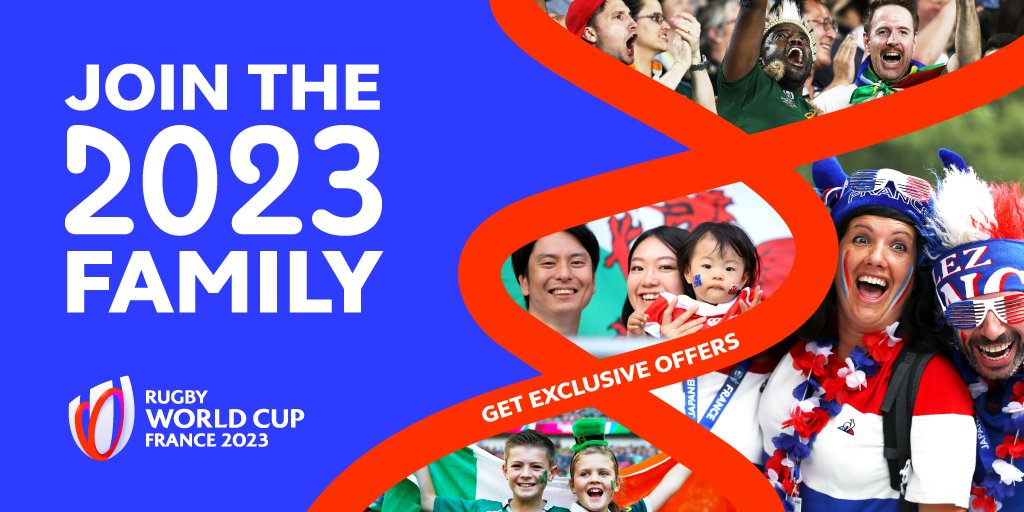 test Twitter Media - Where will you be in 3 years?  Join the 2023 Family today and enjoy some exclusive advantages at Rugby World Cup France 2023  🎟 Ticket pre-sales  👑 Priority Access  🎁 Special offers 🏟 Fan experiences at #RWC2023   📱 Exclusive Info  https://t.co/wiftbbRu2B https://t.co/iTprgclPtU