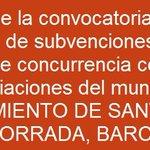 Image for the Tweet beginning: #asesoría #ayudas #subvenciones #asociaciones Ayuntamiento
