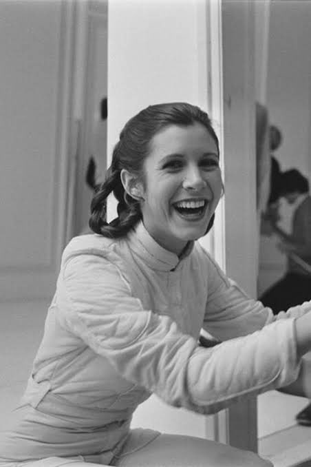 Happy birthday carrie fisher! forever our princess, our general, our inspiration, you are greatly missed