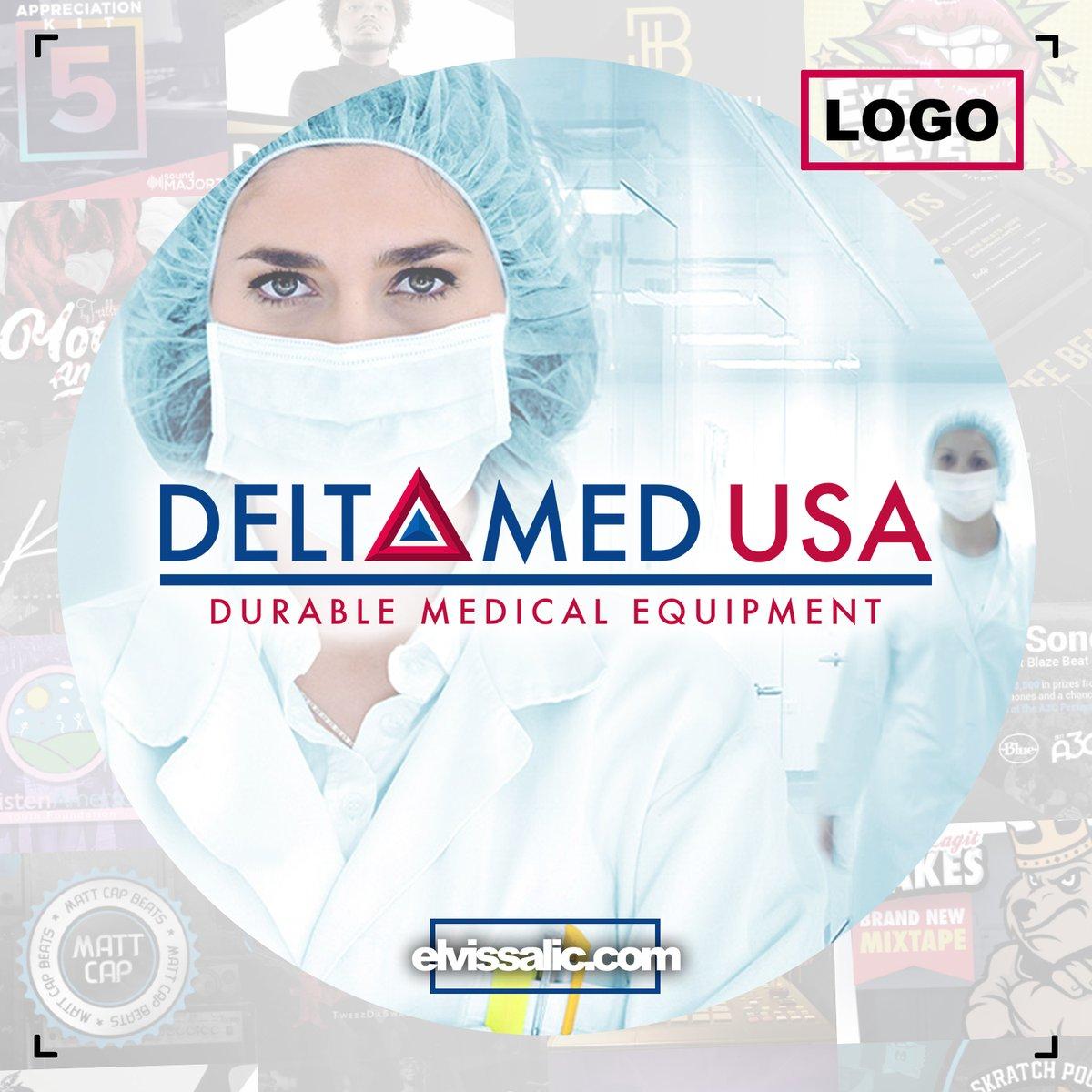 DeltaMed USA logo development  #graphic #design #graphicdesign #illustrator #vectordesign #brandingdesign #logoinspiration #logodesigner #logocreation #photoshop #illustratordesign #designoftheday #businesslogo #medicallogo #identitydesign #medicalbusiness #medlogo https://t.co/kap2wSu5Wj