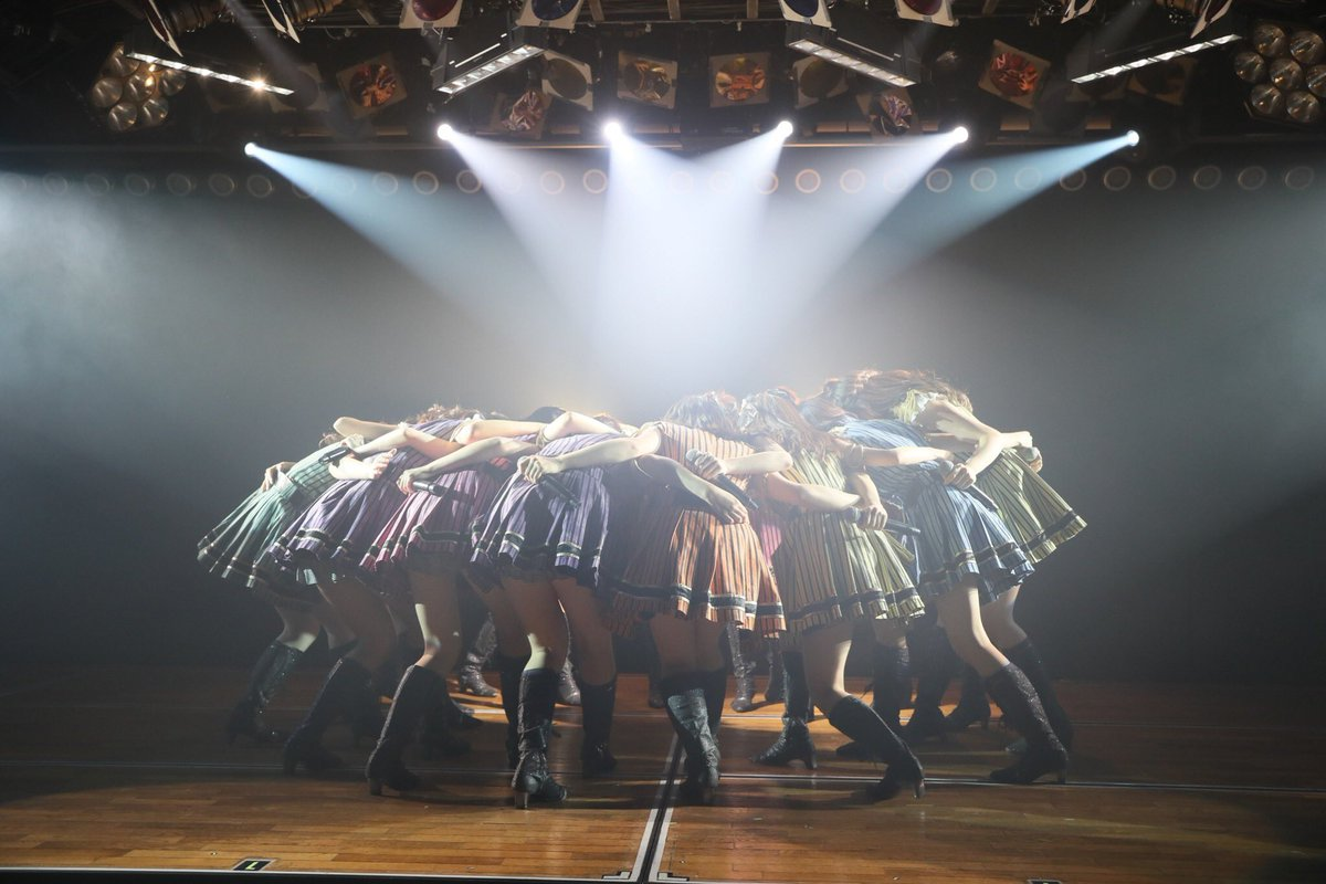11/6(金)にteamK #RESET公演 が再スタートします🙌✨まずは8人からですが、チームで活動出来ることが本当に幸せです🍀皆さんteamKの応援を改めて、よろしくお願いします🤟🏻
