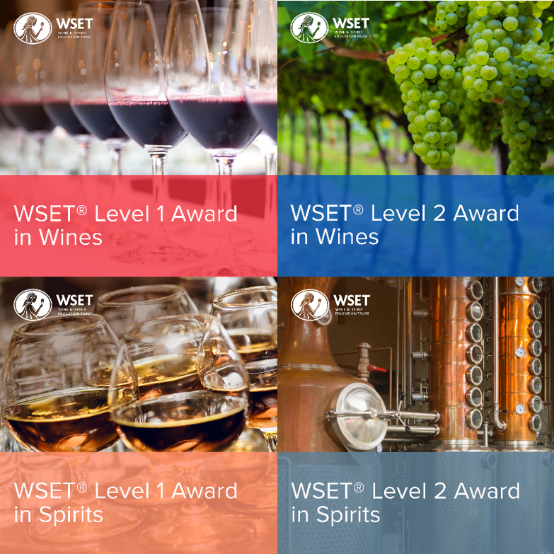 Delighted to be able to offer #wset #wsetlevel1 #wsetlevel2 in #wines and #spirits  Contact us to learn more about our #wine and #spirit qualifications. #wineclub #winetraining #winetasting #wineeducation #london #greece #athens #hamptonhill #hampton #surrey #richmond #twickenham https://t.co/aBAsRbLHz3