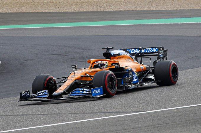 """McLaren dit qu'elle """"croit fermement"""" que son nouveau package aérodynamique de Formule 1 est exactement ce qu'il faut pour se battre contre ses plus proches rivaux, malgré les doutes récents de Carlos Sainz Jr (de @autosport)#f1 #Formula1 #McLaren #MercedesAMGF1 #ferrarif1 #sainz https://t.co/hbY9TBaweZ"""