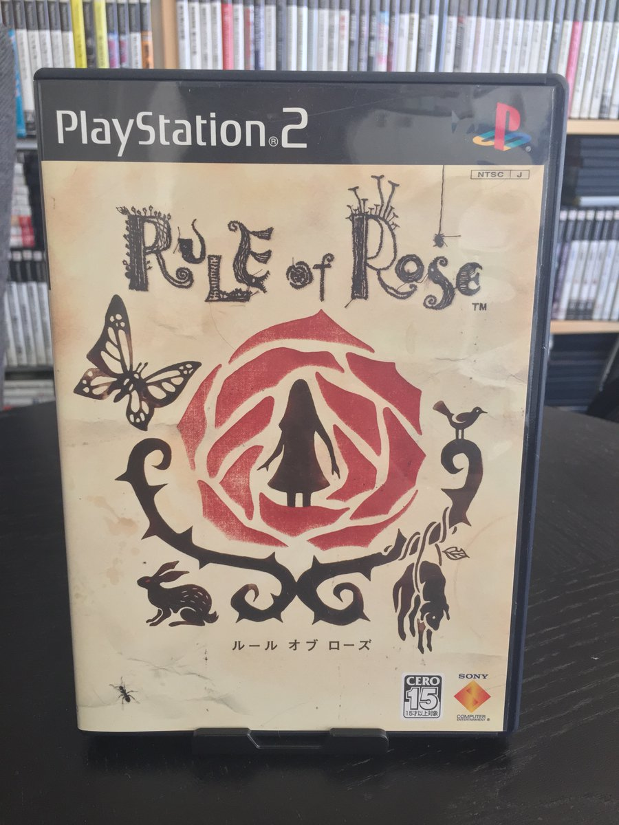 Super rare game but is it worth the asking price? Personal review 5 out of 10 #gamecollection #playthrough #gamereview #ruleofrose #horror #ps2   https://t.co/Ll4BfITNnO https://t.co/Xg1FPYUsKj