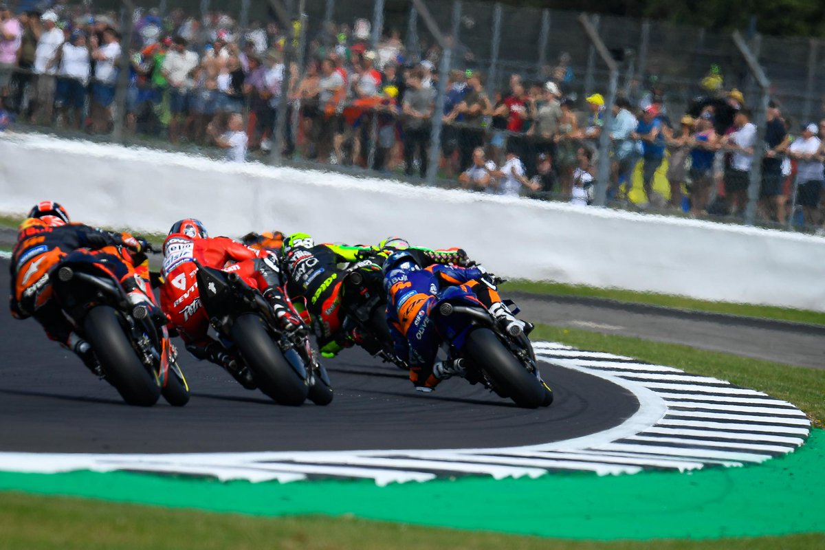 🗓 You have until 30th October to enter the @MalleLondon Charity Raffle! https://t.co/XroC2jaXld  For only £2, you could be getting behind the scenes access to the 2021 British @MotoGP round at @SilverstoneUK, with all proceeds donated to Two Wheels for Life.  📸 2019 #BritishGP https://t.co/Xwp7f0pAZV