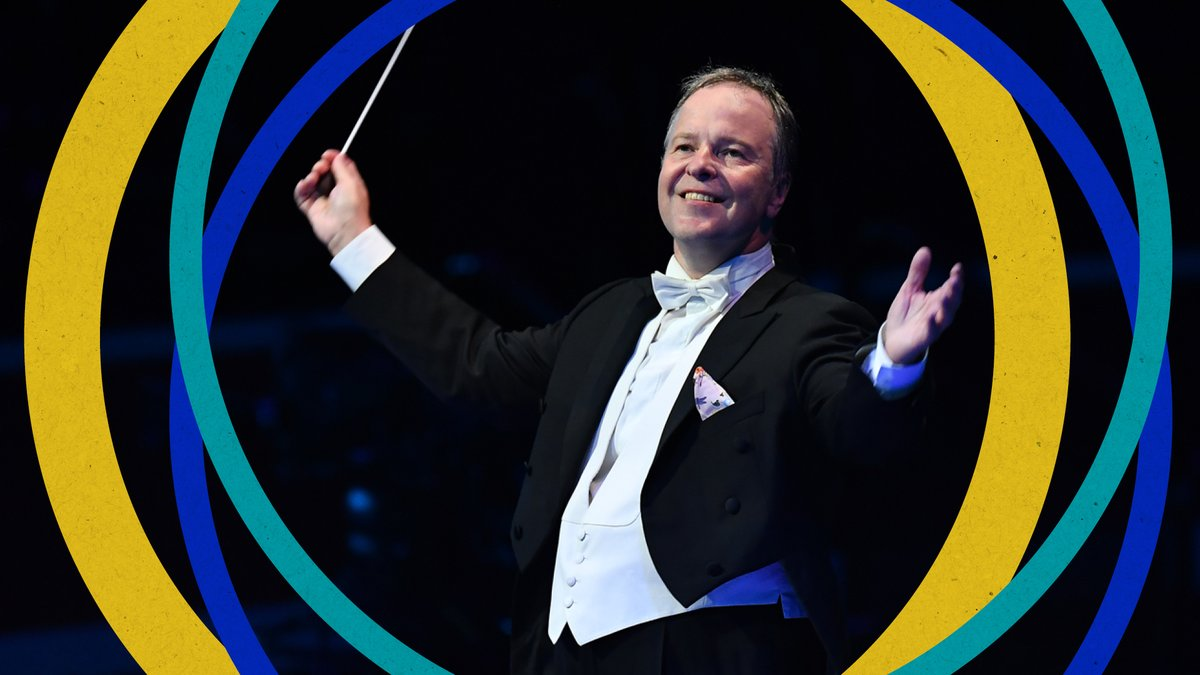 On our 90th birthday, we are delighted to announce that @oramsa has extended his contract as Chief Conductor until the end of the @bbcproms in 2023 🙌 I can't wait to explore more exciting repertoire together and perform many more times with this extraordinary orchestra.