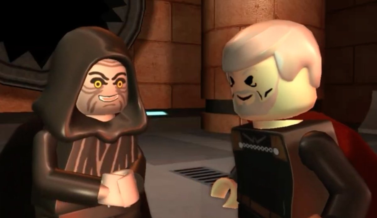 Trouble is brewing in a Galaxy Far Far Away. Remind yourself why:  https://t.co/9wQgPmxUD8  @LSWGame #playthrough #gamingcommunity #StarWarsGames #coopgaming #TheCompleteSaga #LEGO https://t.co/c0646n0UOo