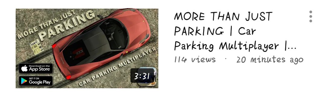 Car Parking Multiplayer 📌 | zeti • VIDEO ENTRY • #CarParkingMultiplayer #CPM #Gaming #Gameplay #Game #Openhood #Livery #Widebody #LibertyWalk #Tutorial #RustyDecals #YouTuber #YoutubeGaming #zeti https://t.co/nQPjRvxEqN