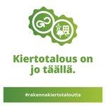 Image for the Tweet beginning: Kiitokset kaikille kiertotalousvalmennus-hankkeen yhteistyökumppaneille! @SitraFund @HelsinkiKymp
