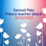 Image for the Tweet beginning: Today France pays tribute to