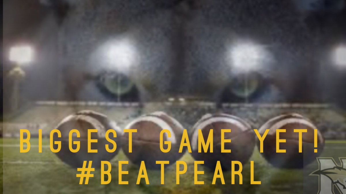 #BiggestGameYet is this Friday night at the #CHouse!  Do your part and be there!  Let's have a good time watching #OurTeam play the game they love!  #SpecialTeamSpecialSeason #nwrcougars #RiseAsOne #FansInTheStands https://t.co/ulniudo8ty